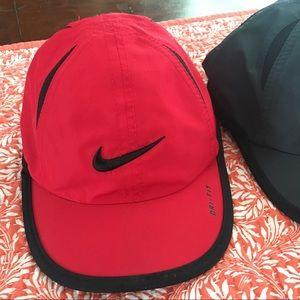 Nike Accessories - Lot of 3 Nike Drifit Infant Baby Baseball Hat Cap